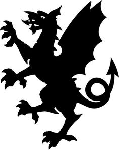 Британия, Дракон, Англия, Миф