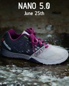 First photo of the new #nano5 for women. http://www.dsstuff.com/reebok-nano-5-0-review-buy-today/ #crossfit #crossfitters