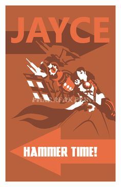 Jayce: League of Legends Print por pharafax en Etsy