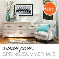 Sneak Peek, Oz Design Furniture Coastal Collection
