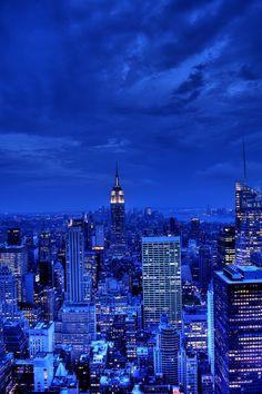 Manhattan | New York (by AliJG)