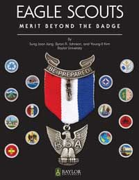 Eagle Scouts are more likely than those who have never been in Scouting to:  1.Have higher levels of planning and prep skills, be goal oriented, and network with others.  2. Be in leadership position in community and at work  3. Report having closer relationships with family and friends  4. Volunteer for religious and nonreligious organizations  5. Work with others to improve neighborhoods.