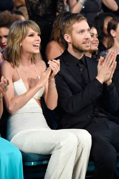 A Comprehensive List Of All The A-List Couples Who Met On Blind Dates: Proof that celebs have awkward first dates, just like us.  Taylor Swift and Calvin Harris
