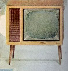 My parents had a TV like this:)