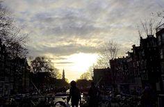 Amsterdam #Eenhoornsluis (Haarlemmerbuurt) 23 december 2014. Kijk (liken mag ook) op http://www.facebook.com/haarlemmerbuurt