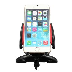 Universal Car CD Dash Slot Mount Holder Stand For Mobile Phone  Worldwide delivery. Original best quality product for 70% of it's real price. Buying this product is extra profitable, because we have good production source. 1 day products dispatch from warehouse. Fast & reliable...