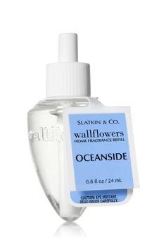 Oceanside Single Wallflowers® Refill - Slatkin & Co. - Bath & Body Works