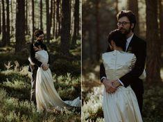 Kelly & Alec // Elopement In Scotland » The Kitcheners // Fine Art Wedding Photographer   UK   Europe   Worldwide