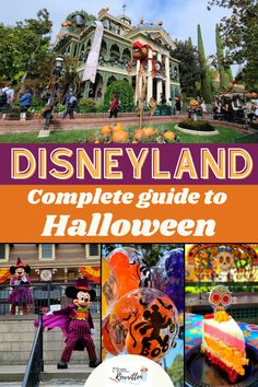 Halloween at Disneyland is a fall experience full of special decor, seasonal treats and not-so-scary attractions! Celebrate the California theme parks during Halloween Time in this guide that includes what foods to eat, where to find decorations, a pumpkin hunt, and themed ride overlays that are can't miss. Halloween Screams fireworks, Haunted Mansion Holiday and Plaza de la Familia. Updated tips on what to expect at Disneyland during the fall season including Oogie Boogie Bash, hotels and more!