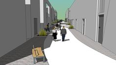Urban city planning - 3D Warehouse