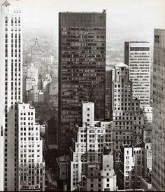 Phyllis Lambert 1927 | un día | una arquitecta