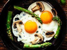 Mit der Eier-Diät abzunehmen ist effektiv, lecker und gesund! Bis zu 9 Kilogramm in nur 2 Wochen abnehmen ist mit der Eier-Diät ganz