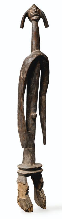 Statue, Mumuye, Nigeria   lot   Sotheby's