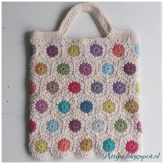 Crochet Bag https://www.facebook.com/AttysLoveForCrochet