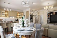 Эксклюзивный дизайн интерьера квартир в Москве | Студия дизайна интерьера Алисы Шабельниковой » ЖК «Резиденция Сколково»