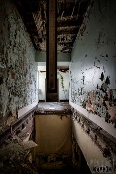 Denbigh Asylum aka The North Wales Hospital