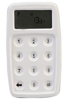 Water meter user interface unite