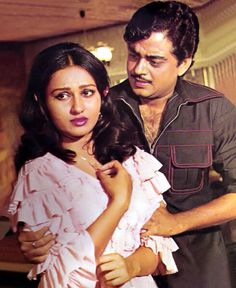 Reena and Shatrughan
