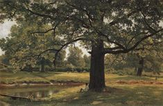 ART & ARTISTS: Ivan Shishkin - part 3