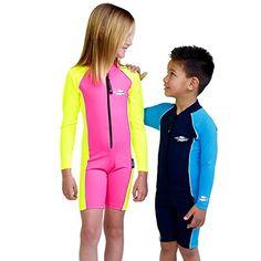 Kid's Shortie Sunsuit, Long Sleeves- UPF 50+ Sun Protection - Navy/Azure - 2y AVANA http://www.amazon.co.uk/dp/B00ZKKUB6I/ref=cm_sw_r_pi_dp_goPexb1JFE3T9