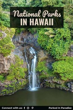 This guide will help you be prepared for what to do and what to expect. Hawaii has two National Parks, which are Haleakalā National Park and Hawai'i Volcanoes National Park. From hiking, camping, lodging options, and so much more.