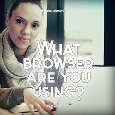 What browser are you using? #stuffdigitalagencypeoplesay #artdirectorproblems #webdesignerproblems #DesignLife #digitallife #adlife #adagency #digitalagency