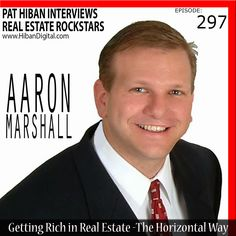 Aaron Marshall graduated from the University of Utah in 2001, and immediately started making a name for him in the real estate business. By 2003, he found his niche listing and selling REO and bank foreclosure properties and began building his team... #realestate #podcast #pathiban #hibandigital #hibangroup #HIBAN #realestatesales #realestateagent #realestateagents #selling #sales #sell #salespeople #salesperson #aaronmarshall