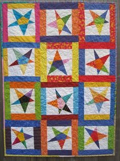 The Linus Connection featured as part of Quilting For Charity on The Quilting Gallery's Learning Center.