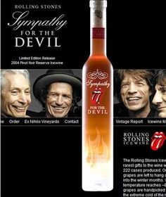 Rolling Stones Pinot Noir Reserve Icewine