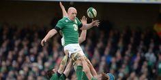 Rugby - Amical - L'Irlande avec Simon Zebo à l'arrière pour affronter l'Angleterre samedi