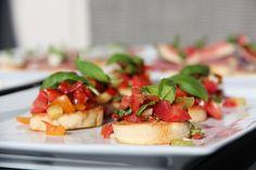crostini tomat