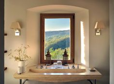 Tour a Secluded Tuscan Villa with Tranquil Interiors and Stunning Views Designed by Nicky Dobree - Journal - Dering Hall