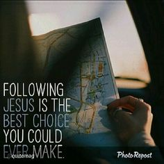 .follow Jesus