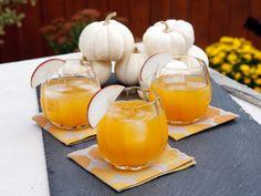 Jack the Pumpkin recipe from Geoffrey Zakarian via Food Network