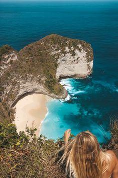 Kelingking Beach, Nusa Penida, Bali Manta Ray, Bali, Around The Worlds, Ocean, Photo And Video, Water, Places, Travel, Outdoor