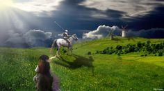 Las Locuras de Don Quixote de la Mancha by Morrissex