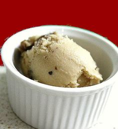 One Perfect Bite: Baked Alaska with Rum Raisin Ice Cream