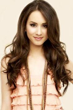 Troian Bellisario. I just love her
