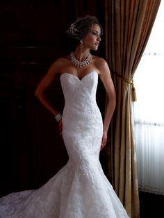 David Tutera - Billie - 113212 - All Dressed Up, Bridal Gown