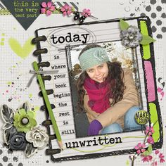 Created with Unwritten from ForeverJoy Designs. Available here http://the-lilypad.com/store/FOREVERJOY-UNWRITTEN-PRETTIES.html #digitalscrapbook #scrapbook #foreverjoy