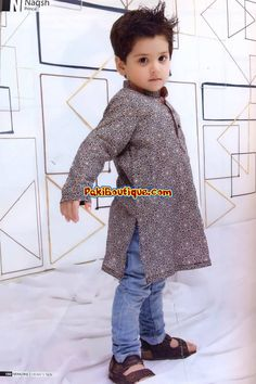 Pakistan Boys Kids Wear for Eid ul azha 2014 (2)
