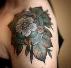 muted tattoo colors - Google Search
