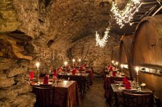 3. The Catacombs Restaurant, Lancaster ~10 Pennsylvania Restaurants for a Truly Unique Dining Experience