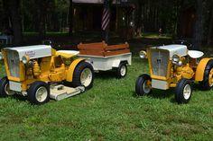 . International Tractors, International Harvester, Cub Cadet Tractors, John Deere Garden Tractors, Small Tractors, Tractor Pulling, Ih, Cubs, Lawn