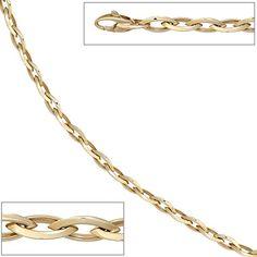 Dreambase Damen-Halskette ca. 45 cm lang 14 Karat (585) Gelbgold 6.3 mm Karabinerverschluss Dreambase http://www.amazon.de/dp/B00N5BT5XO/?m=A37R2BYHN7XPNV