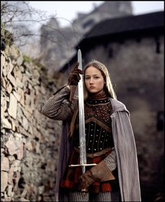 FILMY KOSTIUMOWE: Joan of Arc (TV 1999)