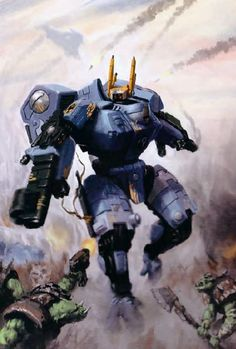 Tau Empire - Warhammer 40k Photo (35817183) - Fanpop