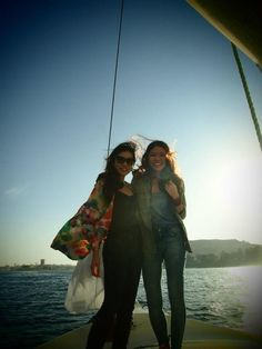 On a fluka, river Nile
