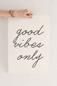 Good Vibes Only Typography Print Fashion by lettersonlove, Dorm Canvas, Bedroom Canvas, Wall Canvas, Canvas Prints, Teen Wall Art, Cool Wall Art, Diy Wall Art, Canvas Decor Diy, Diy Canvas Art