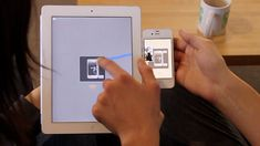 It Exists! MIT Creates Tech For Moving Files Across Devices With A Swipe. AND IT ISN'T JUST A COOL IDEA. IT'S REALITY.